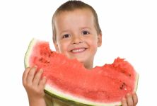 Osvěžte se zdravým melounem!